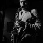 Camille Poupat, Saxophoniste