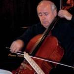 Frédéric Borsarello, Violoncelliste