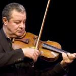 Massimo Paris, Violonista