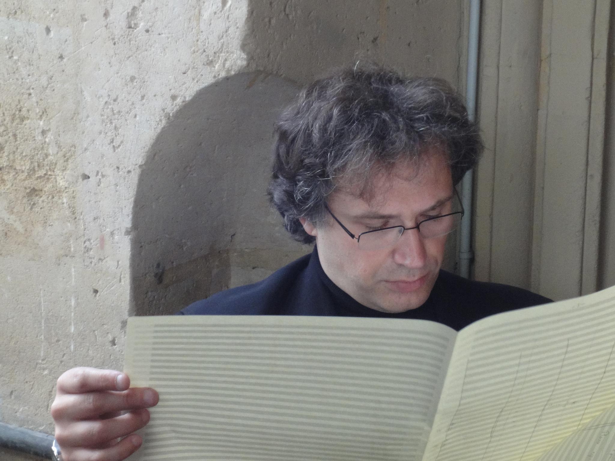 Thierry Escaich, Organiste